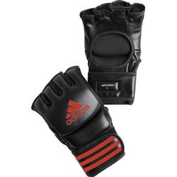 adidas Uni Ultimate Fight Glove Ufc Type Boxhandschuhe, Schwarz/Rot, M