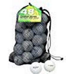 Second Chance Golfbälle 48 Bridgestone Lake B/Qualität, weiß, PRA/48/MESH/BRI/B
