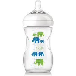 Philips Avent Elephant Natural Feeding Bottle 260 ml (9 oz)
