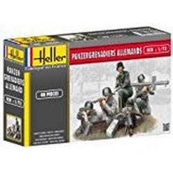Heller 49606 Figuren Panzergrenadiers Allemands, Spiel
