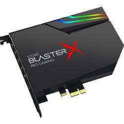Sound BlasterX 5.1 Soundkarte, Intern AE-5 PCIe Digitalausgang, externe Kopfhöreranschlüsse