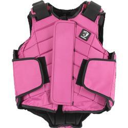 Horka Flexplus Bodyprotektor Junior - Pink - L