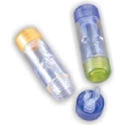 Aufbewahrungsbehälter für harte Kontaktlinsen, 1 St