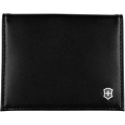 Victorinox Altius Edge Peano Kreditkartenetui RFID Leder 10.5 cm schwarz