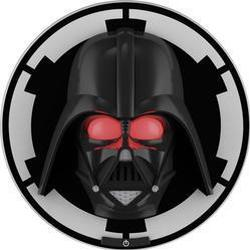 LED-Wandleuchte Star Wars Darth Vader LED LED fest eingebaut Philips Lighting 7193630P0 Bunt