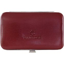 Windrose Merino Manicure-Set 11 cm rot