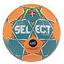Select Mundo Handball, Türkis/Orange, 0