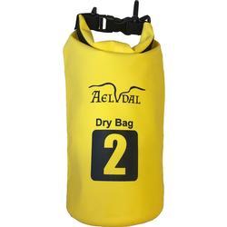 Aelvdal Drybag 2L Gul