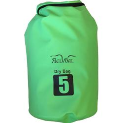 Aelvdal Drybag 5L Grön