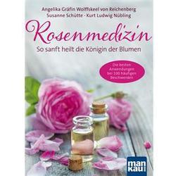 Primavera Home Düftbücher  Rosenmedizin  1 Stk.