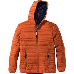 Steppjacke Regular Fit langarm  in orange für Herren von bonprix