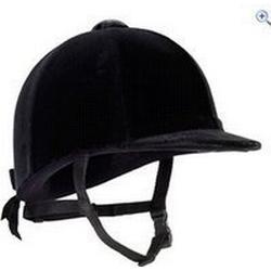 Champion Junior CPX-3000 Velvet Riding Hat Head guards