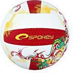 Spokey Volleyball Eos, Rot/Gelb/Weiß, 5