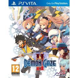 Demon Gaze II, PSV-Spiel