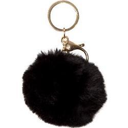 Molo Pom pom Keychain Black Keyrings
