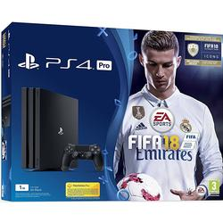 Sony Computer Entertainment Playstation® 4 Konsole Pro 1 TB Schwarz inkl. FIFA