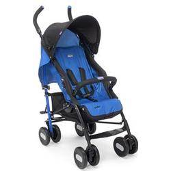 Chicco Echo Stroller With Bumper Bar Deep Blue