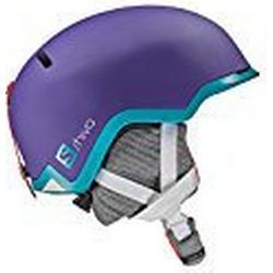 Salomon Damen Ski und Snowboardhelm für Freeride/Snowpark, EPS 4D, violett, M, Kopfumfang 56,5/57,5 cm, Shiva, L39123300
