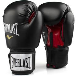 Everlast Erwachsene Boxhandschuhe Moulded Foam Training Glove, Black, 14, 6000
