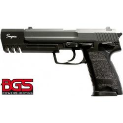 BlackDefender BGS 112Bl Softair Pistole - 6mm, BB