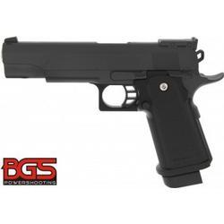 BlackDefender BGS - G6 Vollmetall Pistole - 6mm, BB
