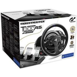 Thrustmaster T300Rs GT Edition abnehmbares Lenkrad PS4 schwarz 13 Actionbuttons