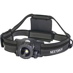 myStar fokussierbare LED Kopflampe SONDEREDITION BLACK, 550 Lumen fokussierbar in schwarz von Nextorch?