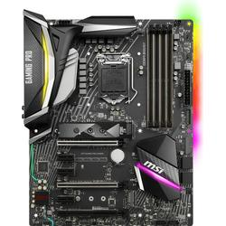 MSI Z370 GAMING PRO CARBON AC, 1151, DDR4, HDMI,DVI 2x M.2 (1x Steel Armor)&10x USB 3.1(2x Gen2 & 8x Gen1),1x USB/C,Mystic Light, PCIe Steel Armor, ATX + FREE GAME BUNDLE / ASSASSIANS CREED ORIGINS
