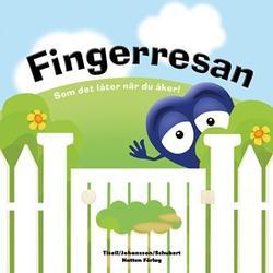 Babblarna Fingerresan Book