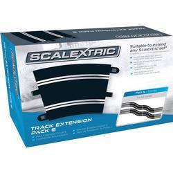 Scalextric 8555 / Erweiterungs Pack 6, 8 R3/45 Grad Kurve, Fahrzeug