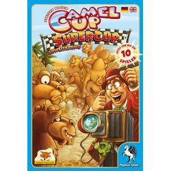 Camel Up: Supercup, Brettspiel