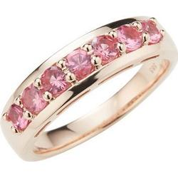 Rose Spinell Ring 0,63ct Rundschliff Gold 585