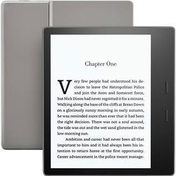Kindle Oasis eReader, wasserfest, hochauflösendes 7 Zoll-Display (300 ppi), integriertes Audible, 8 GB, WLAN