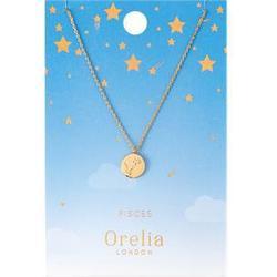 Orelia Schmuck Halsketten  Halskette Sternbild Fische  1 Stk.