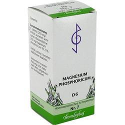 BIOCHEMIE 7 Magnesium phosphoricum D 6 Tabletten 200 St