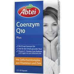 ABTEI Coenzym Q10 Plus Kapseln 32 St