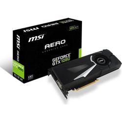 MSI GeForce GTX 1080 Aero OC 8GB (V336-015R)( NVIDIA)