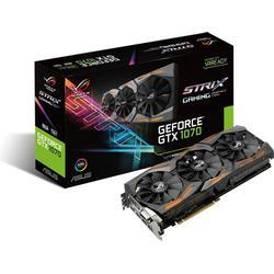 ASUS GeForce GTX 1080Ti ROG Strix 11GB (90YV0AM1-M0NM00)( NVIDIA, Grafikkarte)