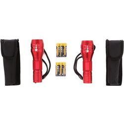 SUPA LITE LED-Taschenlampe robust & ultrahell 250 Lumen 2 Stück