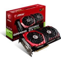 MSI GeForce GTX 1070 Ti GAMING 8G (V330-237R)( NVIDIA, Grafikkarte)