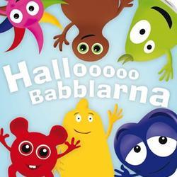 Babblarna Barnbok, Hallooo Babblarna