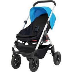 EasyWalker JUNE Stroller with Bag Blue
