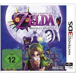Nintendo Zelda Majora's Mask 3Ds