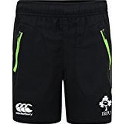 Canterbury Kinder Ireland Official Irfu Woven Gym Shorts, Tap Shoe, S