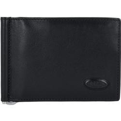 Bric's Monte Rosa Kreditkartenetui RFID Leder 12 cm nero