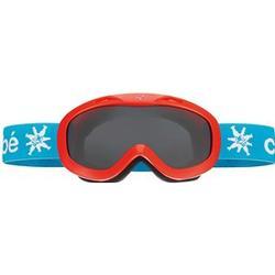 Cebe Red Blue Strap Grey Lenses Ski Goggles