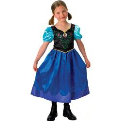 Rubies - Disney Frozen - Anna Classic Costume - Large (889543)