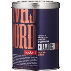 Bodum coffee: chambord - dunkle röstung, 8 oz (1/2 lb), 227 g