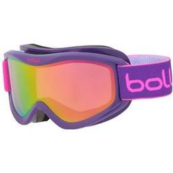 Bollé Volt Purple and Rose Ski Goggles