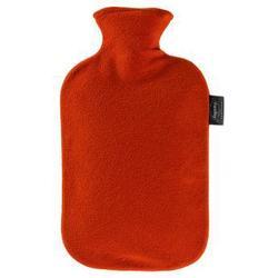 FASHY Wärmflasche m.Bezug cranberry 6530 42 1 St